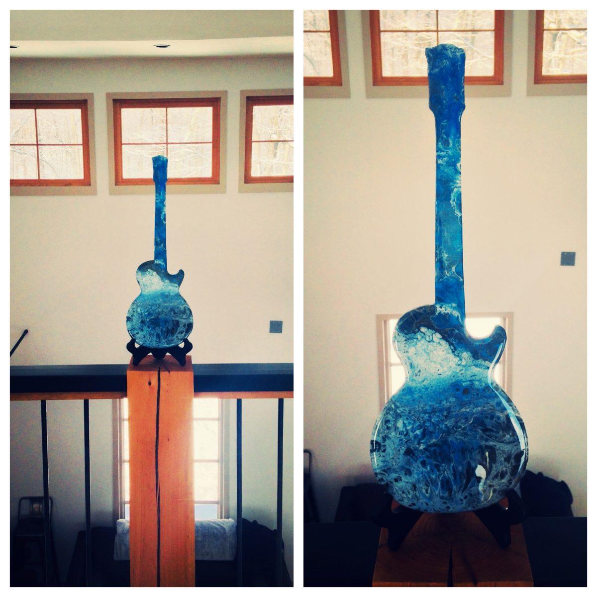 Frozen GSO Guitar Bid!