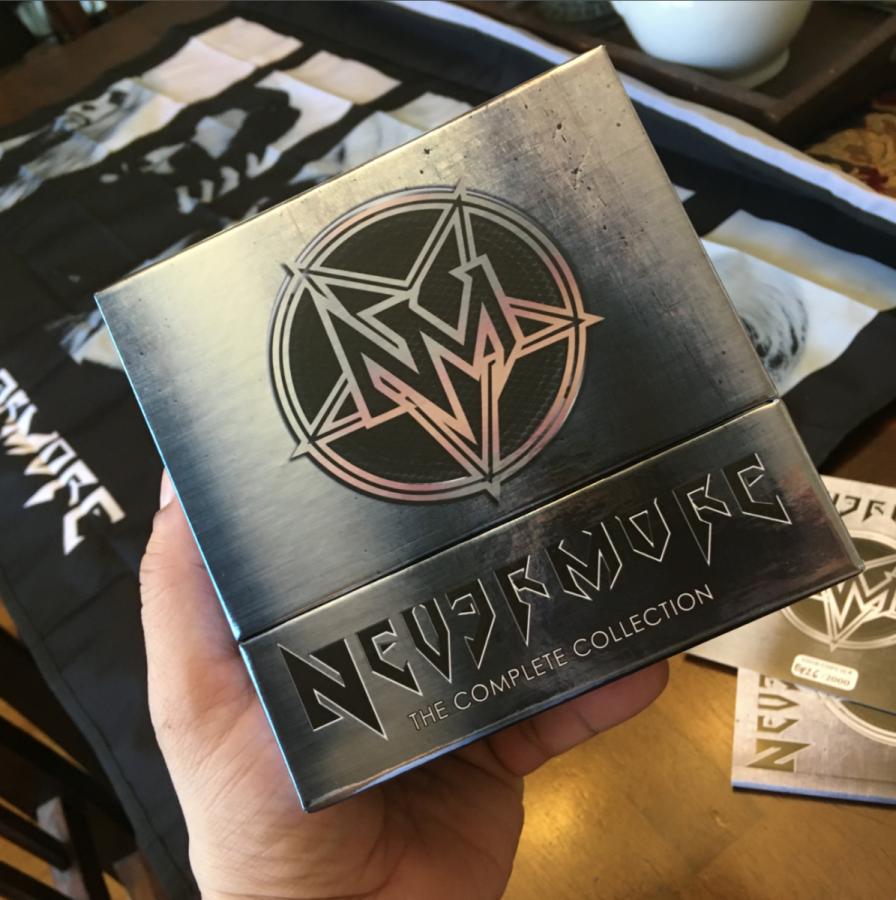 Nevermore Box Set Van Williams